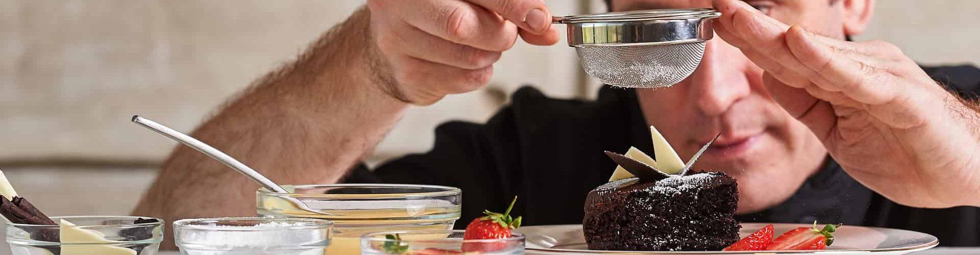 آموزش آنلاین پخت کیک